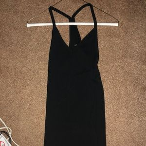 urban outfitters black tank top never worn!